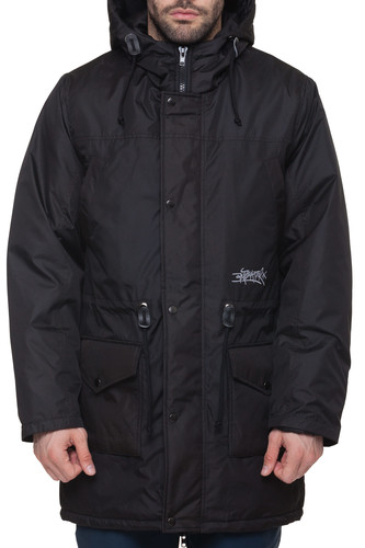 Куртка ANTEATER Fishtail (Black, S) цена и фото