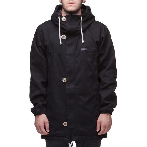 Парка CODERED Cover Up 3 (Черный, M) толстовка codered hood up summer черный outline sport cyrillic m