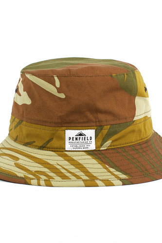 Панама PENFIELD Acc Baker Camo Sun Hat (Olive, S/M)