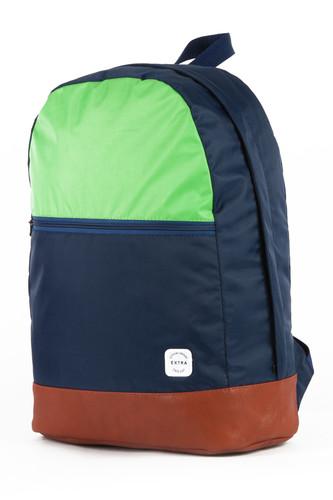 Сумка-рюкзак EXTRA B-303/1 (Blue/Green) сумка рюкзак extra b 269 3 violet
