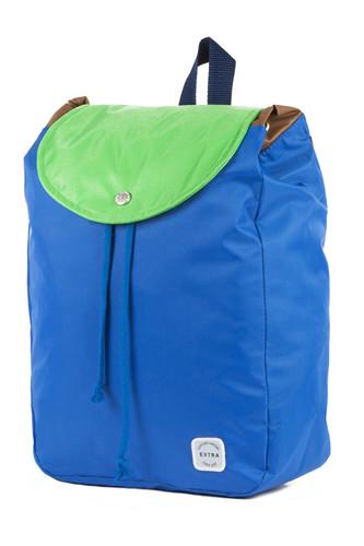 Сумка-рюкзак EXTRA B-326 (Blue/Green) сумка рюкзак extra b 269 3 violet