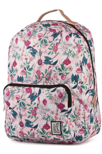 Рюкзак THE PACK SOCIETY Classic Backpack (Pink Botanical Allover-77) рюкзак the pack society classic backpack 181cpr702 multicolor jungle allover 90