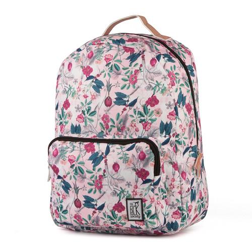 Рюкзак THE PACK SOCIETY Classic Backpack (Pink Botanical Allover-77) цена и фото
