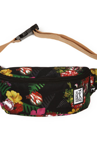 Сумка THE PACK SOCIETY Bum Bag 171CPR782 (Multicolor Old Master Allover-90)