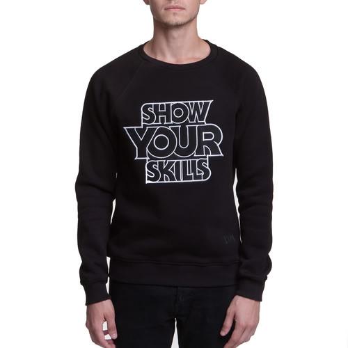 цена на Толстовка SKILLS Show You Skills V (Black, L)