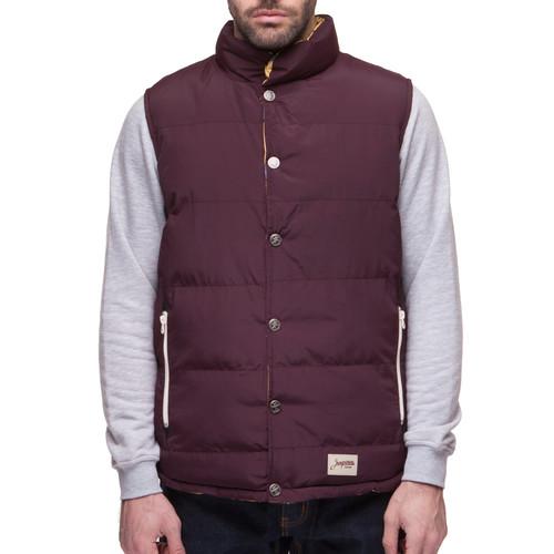 Жилет ЗАПОРОЖЕЦ Two Way Vest (Brown/Beige, XL)
