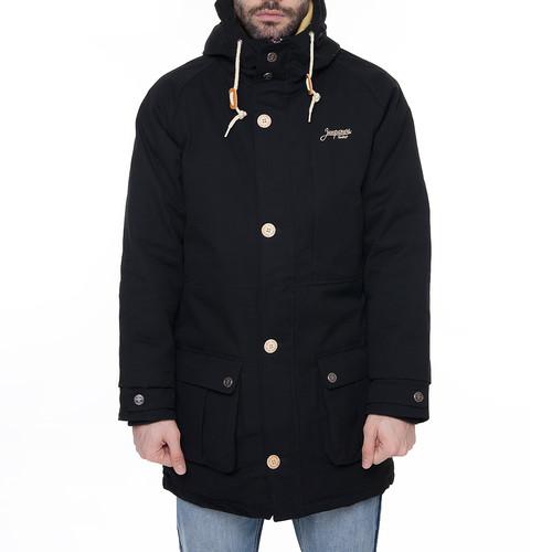 Куртка ЗАПОРОЖЕЦ Leaf Parka (Black, XS) недорго, оригинальная цена