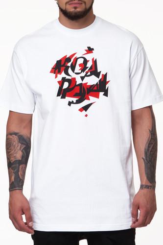 Футболка CODERED T+ Чехонин (Белый-CR1240, L) футболка codered t glyphglitch logo красный xs