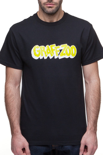 Футболка GRAFF ZOO (Black, XL)