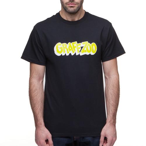 Футболка GRAFF ZOO (Black, XL) электронный звуковой плакат знаток весёлый зоопарк pl 06 zoo