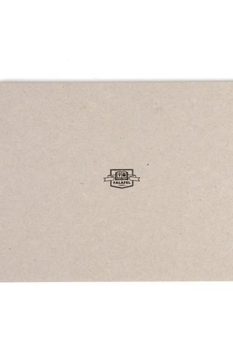 Скетчбук FALAFEL BOOKS А4 S4 (Grey, 402745)