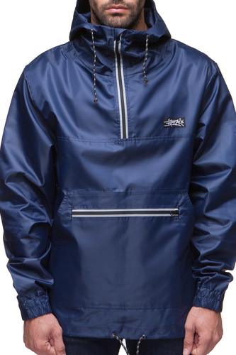 где купить Анорак ANTEATER Lightlines (Navy, XL) недорого с доставкой