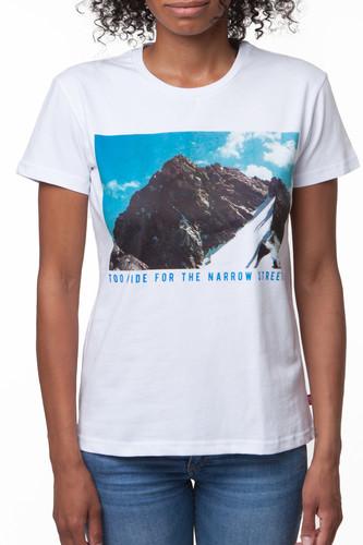 Футболка МЕЧ Elbrus женская (Белый, S)
