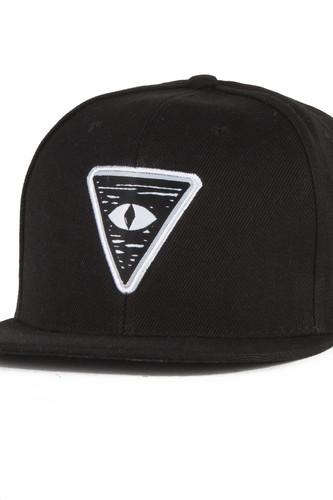 Бейсболка TRUESPIN Anti Eye (Black, O/S)