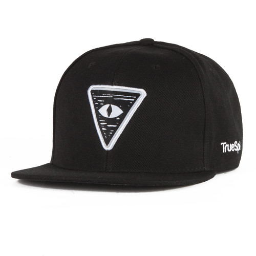 Бейсболка TRUESPIN Anti Eye (Black, O/S) бейсболка truespin abc baseball cap black w o s