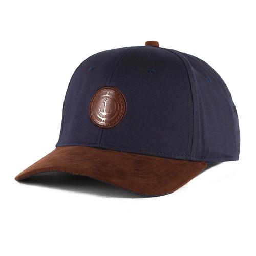 Бейсболка TRUESPIN Finale Round Strapback (Navy, O/S) бейсболка truespin wisdom strapback black blue o s
