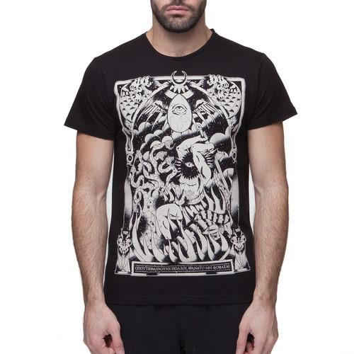 Футболка BREATHE OUT Hydra T-Shirt (Черный, XS)
