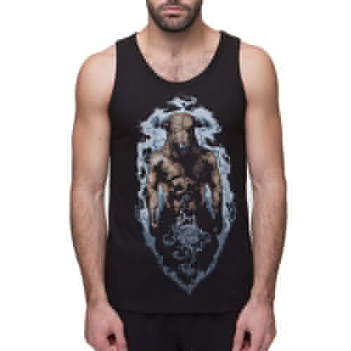 Майка BREATHE OUT Minotaur Tank Top (Черный, XL) майка breathe out hey you tank top белый l