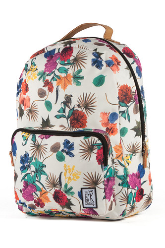 Рюкзак THE PACK SOCIETY Classic Backpack FW16 (Multicolor Flower Allover) рюкзак the pack society classic backpack 181cpr702 multicolor jungle allover 90