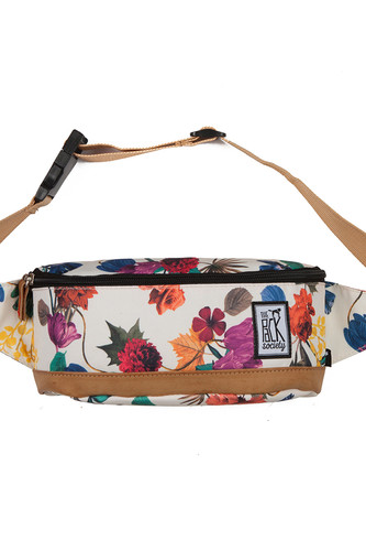 Сумка THE PACK SOCIETY Bum Bag (Multicolor Flower Allover)