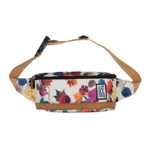 Сумка THE PACK SOCIETY Bum Bag (Multicolor Flower Allover)