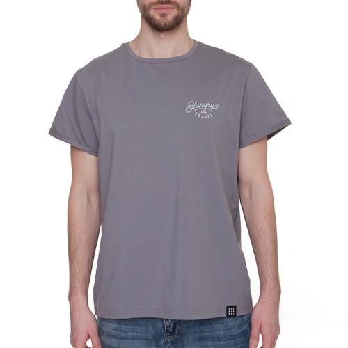 Футболка HARDLUNCH Travel F15 (Grey, XL) футболка hardlunch travel f11 1 light grey melange 2xl