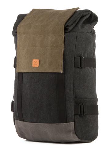 цена Рюкзак UCON Bryce Backpack SS17 (Black-Grey) онлайн в 2017 году