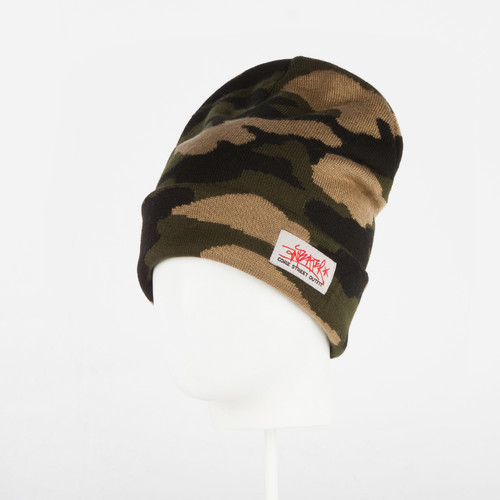 Шапка ANTEATER Ant Hat Camo (Camo) anteater ароматизатор anteater others coffee vanille one size