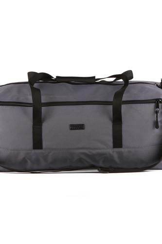 Сумка CODERED Duffle (Серый/Белое Лого) сумка codered code a5 для документов фиолетовый таслан