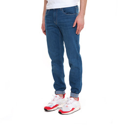 Джинсы URBAN CLASSICS Stretch Denim Pants Blue Washed фото