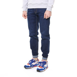 Джинсы URBAN CLASSICS Stretch Denim Pants Dark Blue фото