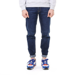 Джинсы URBAN CLASSICS Stretch Denim Pants Dark Blue фото 2