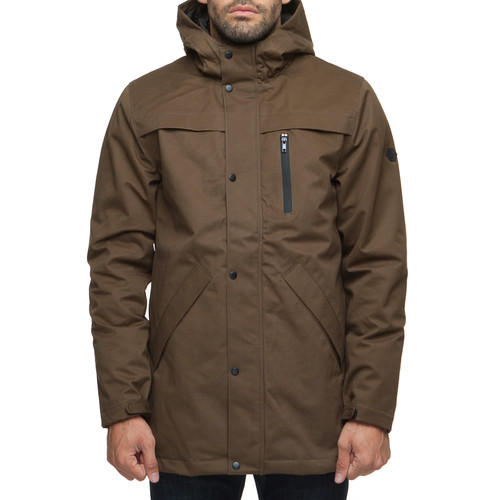 Куртка REVOLUTION Jacket Heavy 7375 (Army, 2XL)