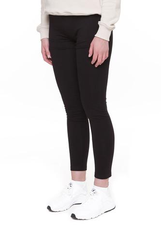 лосины женские длинные yogadress 0 3 кг xl 50 красный клюквенный Леггинсы URBAN CLASSICS Ladies Jersey Leggings (Black, XL)