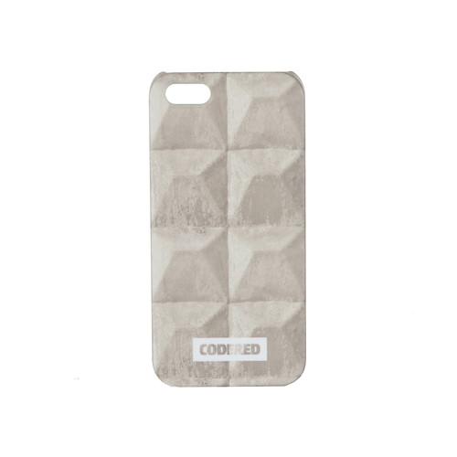Чехол CODERED CR1087 (Бетон, iPhone 5/5S) чехол codered cr1087 бетон iphone 5 5s