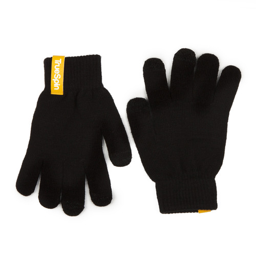 Перчатки TRUESPIN Touch Gloves Black фото 5