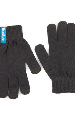 Перчатки TRUESPIN Touch Gloves Dark Grey фото