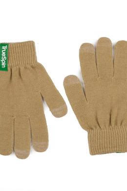 Перчатки TRUESPIN Touch Gloves Beige фото