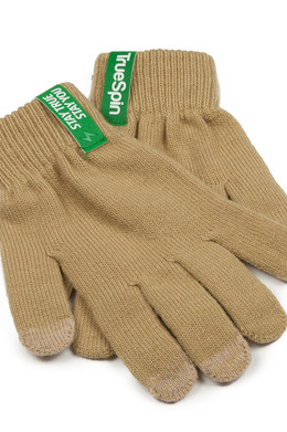 Перчатки TRUESPIN Touch Gloves Beige фото 2