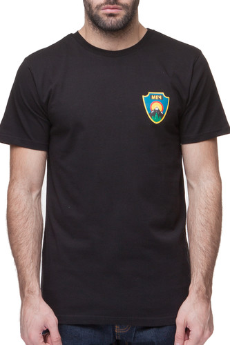 Футболка МЕЧ AT - Heritage (Черный, XL) бенедикт р хризантема и меч модели японской культуры