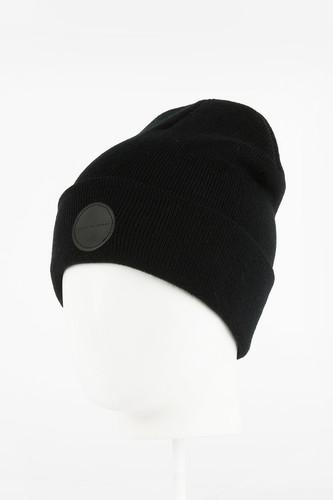 цена Шапка TRUESPIN Black Is Usual Beanie (Black) онлайн в 2017 году