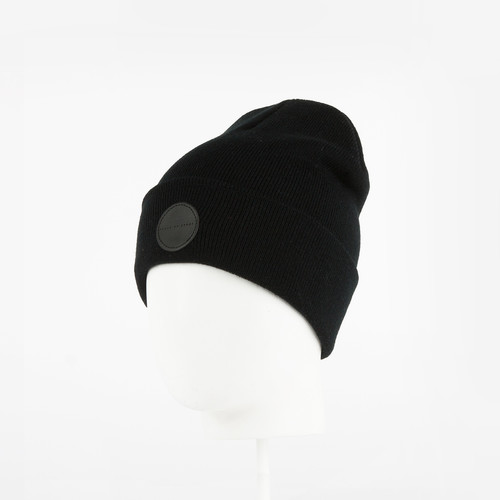 Шапка TRUESPIN Black Is Usual Beanie (Black) шапка truespin abc pompom beanie black yellow z