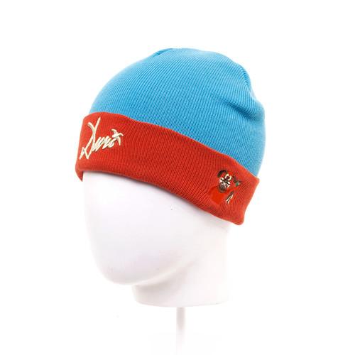 купить Шапка ЗАПОРОЖЕЦ Gamebird Kidz (Blue/Brown-6-12) по цене 500 рублей