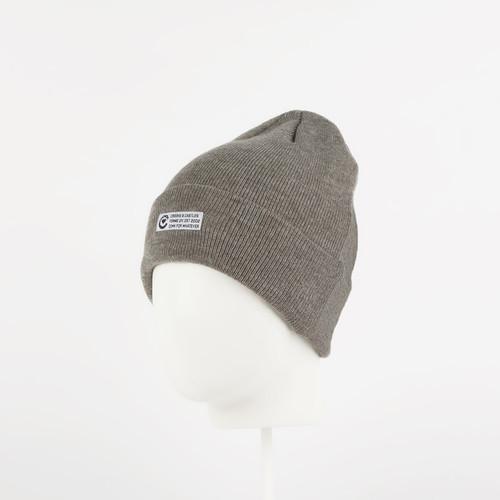 Шапка CROOKS & CASTLES Stellar Ladies Beanie Hat (Heather Grey) цена