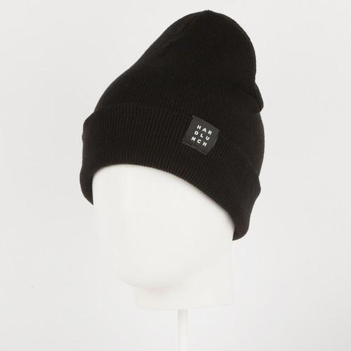Шапка HARDLUNCH HLBL B07 (Black)