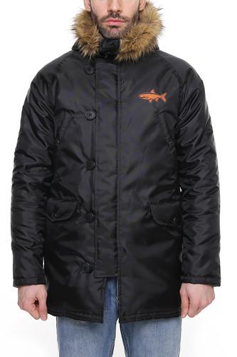 Куртка HARDLUNCH Forest (Black, XL) куртка black