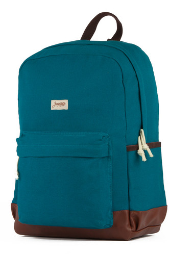 Рюкзак ЗАПОРОЖЕЦ Daypack Classic (Blue/Brown)