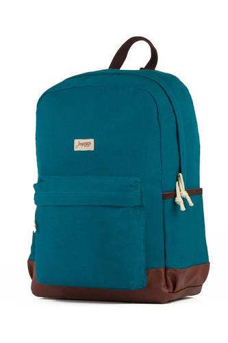 Рюкзак ЗАПОРОЖЕЦ Small Daypack (Blue/Brown)