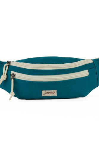 Сумка ЗАПОРОЖЕЦ Small Waist Bag (Blue/Brown)
