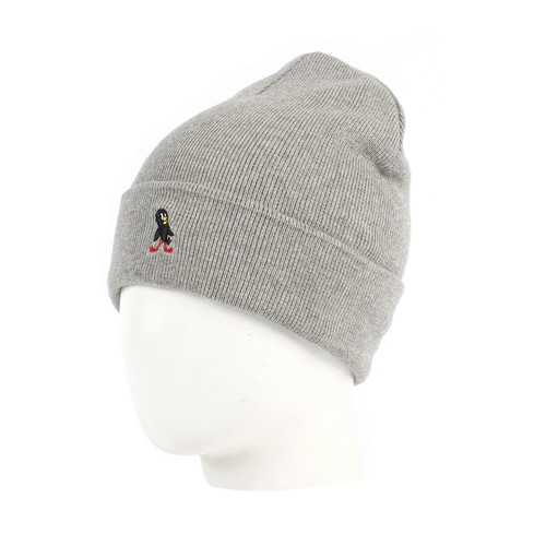 Шапка ЗАПОРОЖЕЦ Галчонок (Grey Melange) шапка галчонок серая